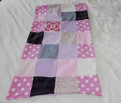couverture patchwork, couture patchwork, patchwork